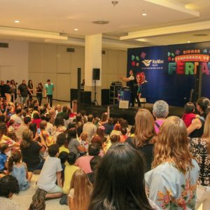 Shows da temporada de férias RioMar