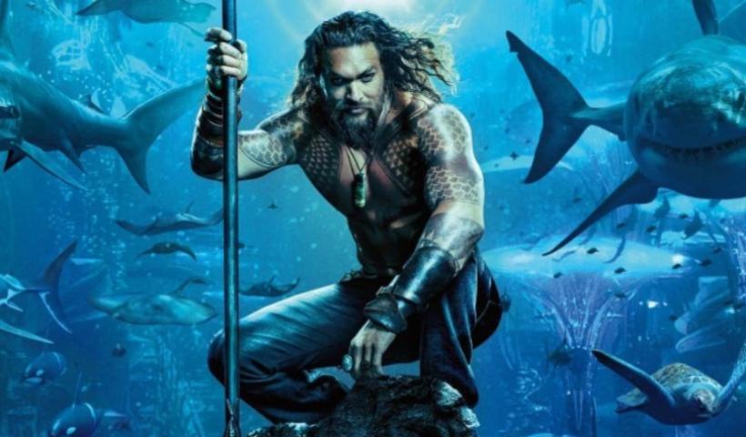 """Aquaman"" supera US$ 1 bilhão em bilheteria"