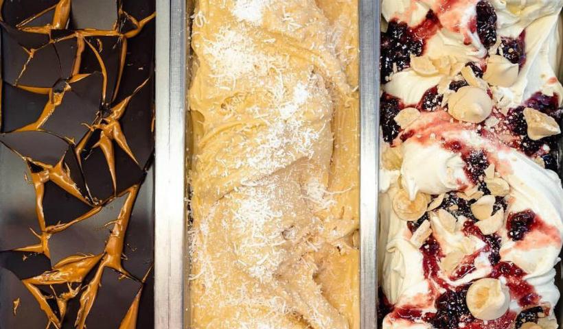 Bacio di Latte traz de volta os gelatos favoritos de 2018
