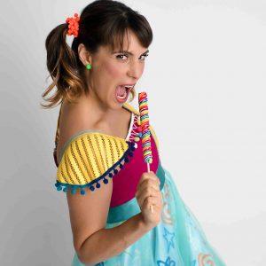 Carol Levy promete muita música e brincadeiras em show no Teatro RioMar