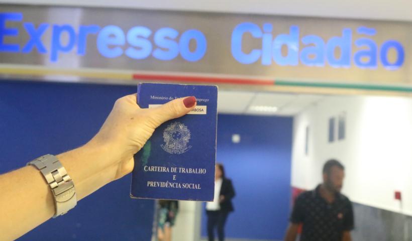 Expresso Cidadão: como tirar a carteira de trabalho