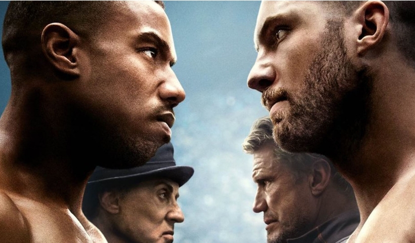"""Creed II"" estreia no Cinemark"