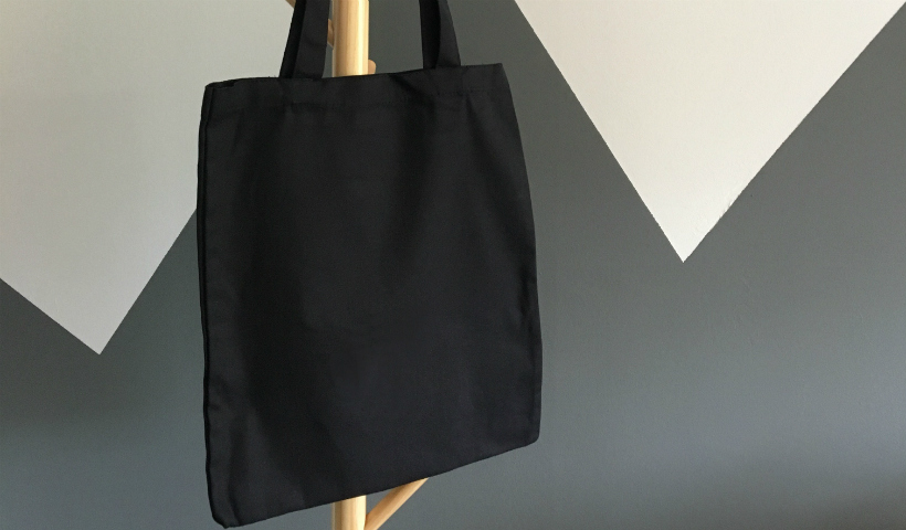 Troque as sacolas plásticas pelas ecobags