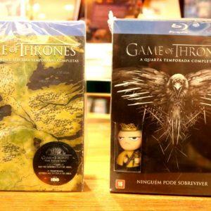 Temporadas completas de Game Of Thrones no RioMar