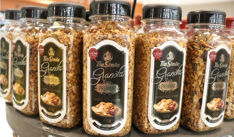 Granolas: adote a sua para uma dieta mais saudável