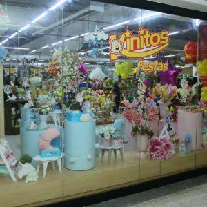 Kinitos Festas chega ao RioMar