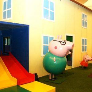 Vem brincar com a Peppa Pig no RioMar