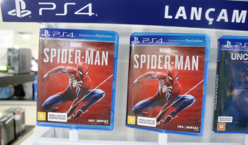 Games em promoção no RioMar