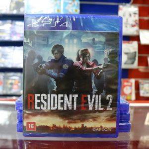 Lançamento: game Resident Evil 2 chega ao RioMar