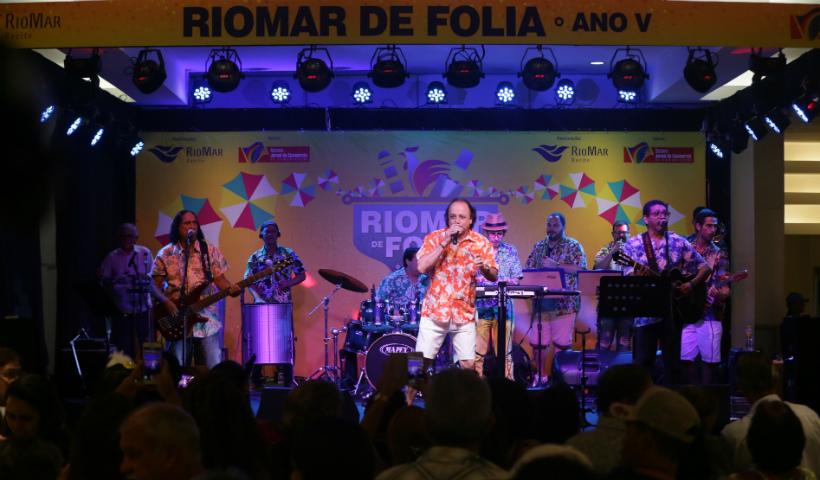 RioMar de Folia antecipa o Carnaval com Som da Terra e Nonô Germano