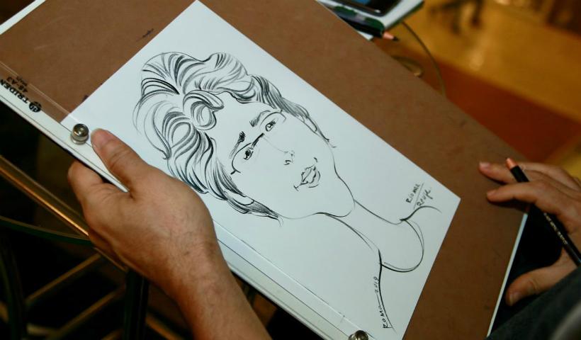 Caricatura, frevo e jazz no fim de semana do RioMar