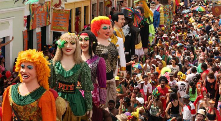 Expresso Olinda leva os foliões para curtir o Carnaval