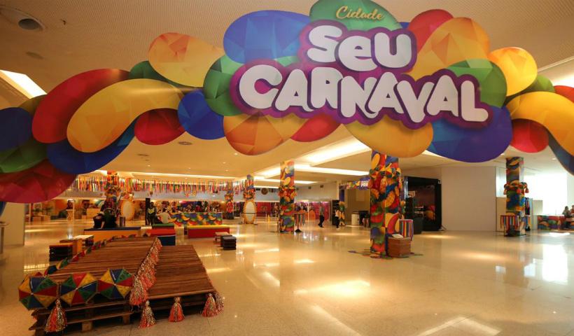 Tudo para o seu Carnaval em um só lugar