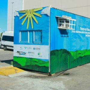 Troque material reciclável por desconto na conta de energia elétrica