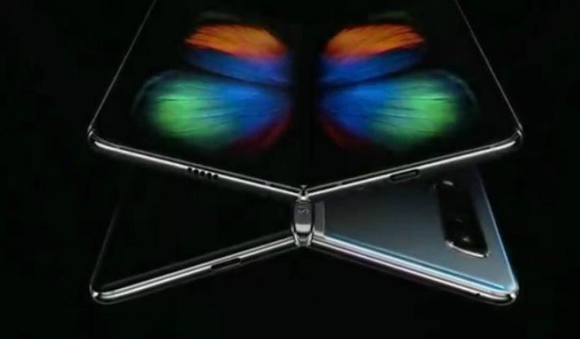 Galaxy Fold: Samsung lança smartphone com tela dobrável