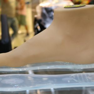 Para cuidar dos pés durante o Carnaval