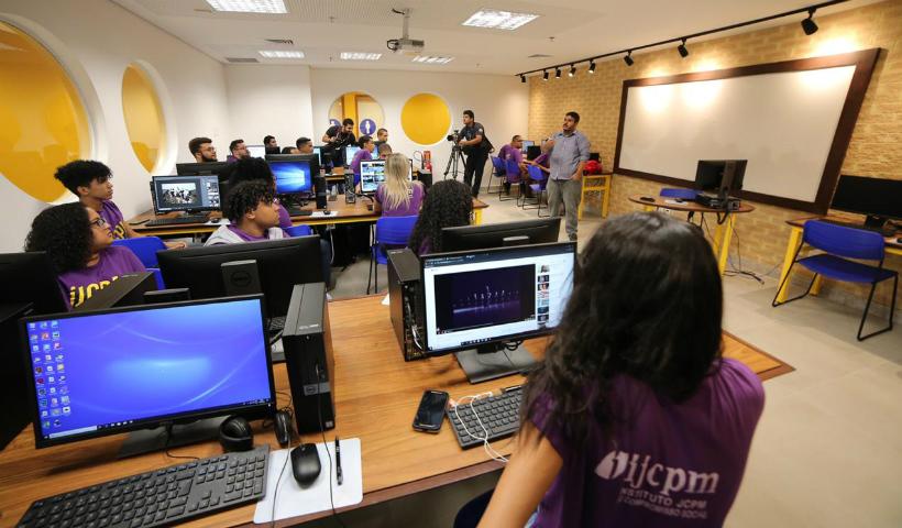 Novas oficinas do IJCPM trazem realidade do mercado para os jovens