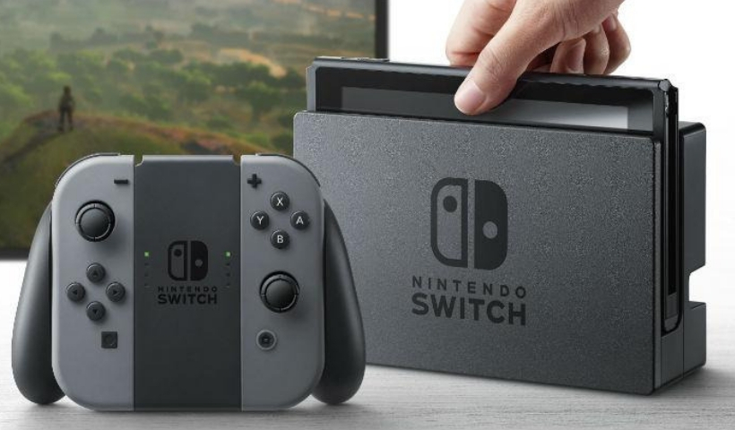 Nintendo prepara novo modelo do Switch