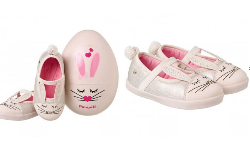 Pampili lança coleção especial de calçados para a Páscoa