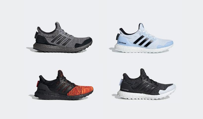 Adidas lança coleção inspirada em Game of Thrones