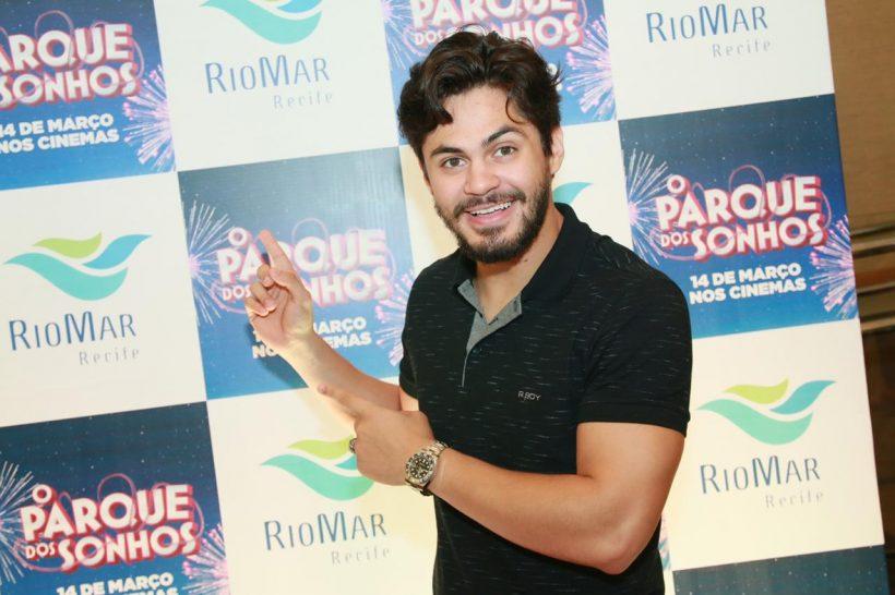 """Humorista Lucas Veloso estreia como dublador em """"O Parque Dos Sonhos"""""""