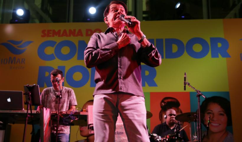 Vídeo: melhores momentos de Adilson Ramos no RioMar