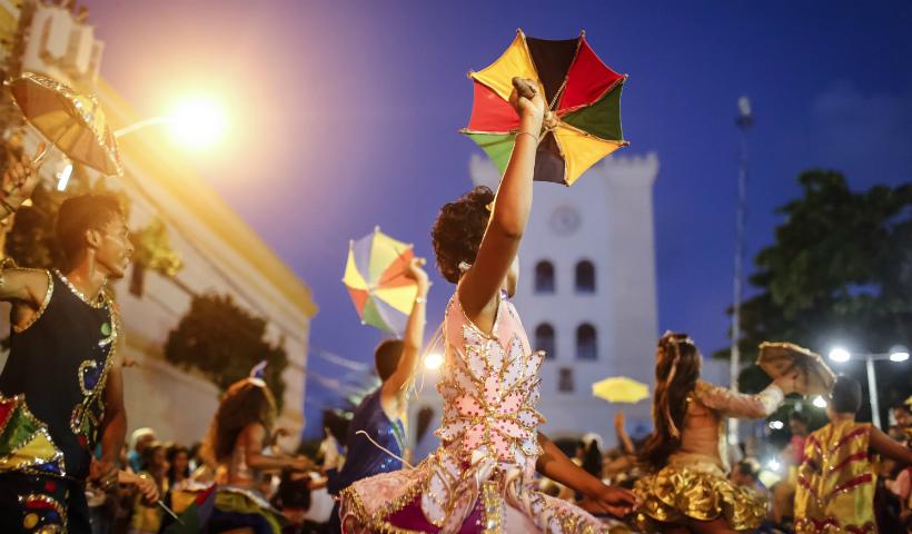 Aniversário de Recife e Olinda com muito amor envolvido