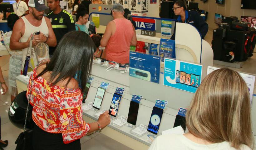 Promoções de smartphones nesta Quarta Elétrica