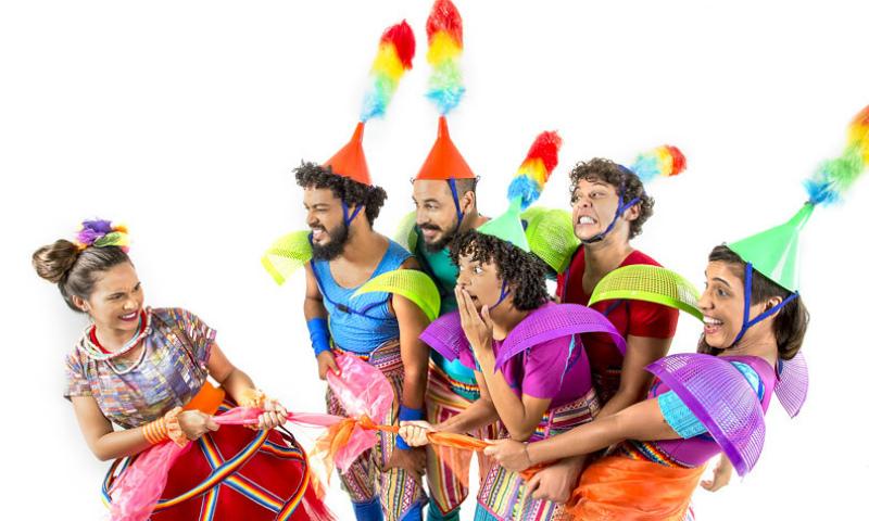 Dia do Circo anima os pequenos neste domingo no RioMar