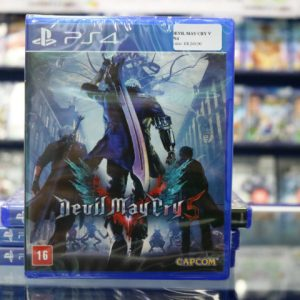 Game Devil May Cry 5 chega ao RioMar