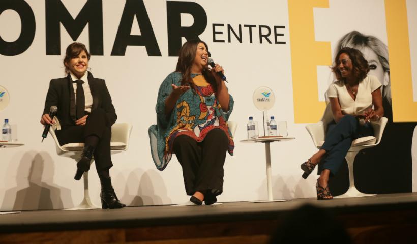 No RioMar Entre Elas, histórias de vida que fortalecem as mulheres