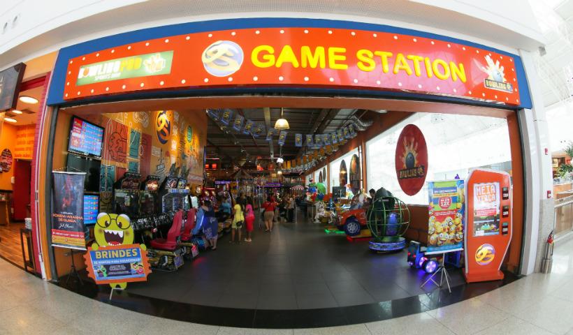 Aniversário no Game Station com até 50% de desconto