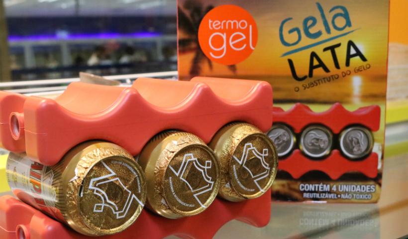 Gela Lata: potencialize a temperatura das bebidas