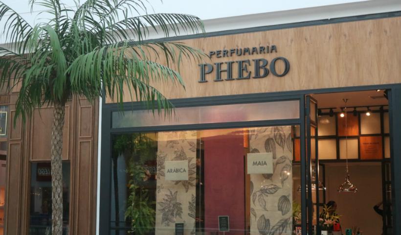Aromas da Perfumaria Phebo chegam ao RioMar