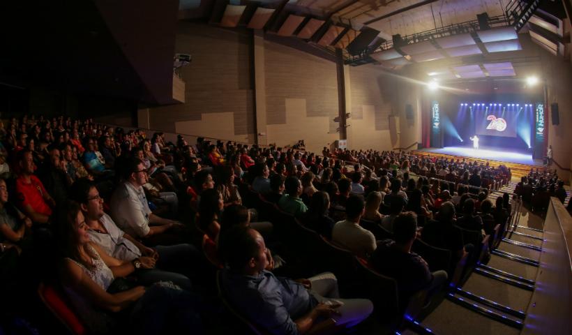 No Dia Mundial do Teatro, veja a programação do Teatro RioMar
