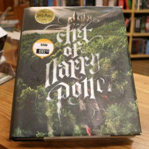 """""""The Art of Harry Potter"""" traz universo do bruxo em pinturas"""