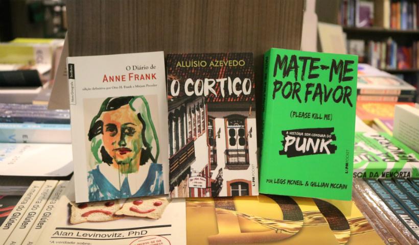 Econômicos e práticos, os livros pockets seguem em alta
