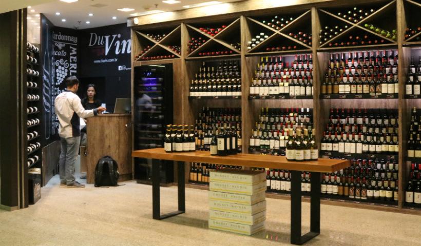 Vinhos: Du Vin chega ao RioMar com rótulos especiais e premiados