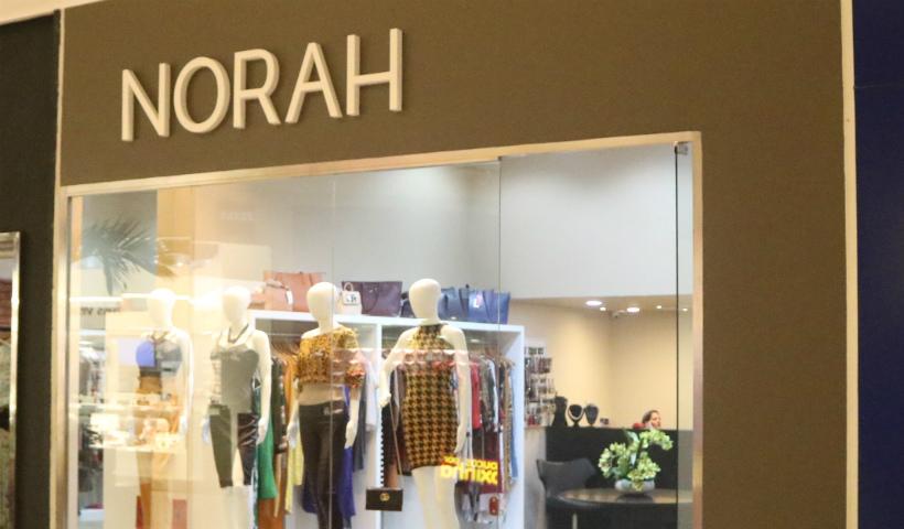 Norah inaugura no RioMar e traz várias marcas da moda feminina