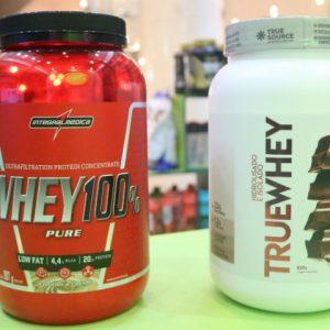 Suplementos alimentares para ajudar na performance