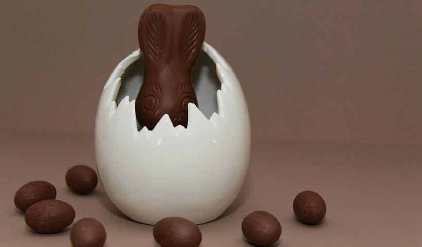 Forminhas temáticas para fazer chocolate na Páscoa