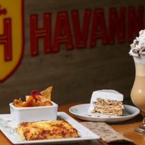 No Circuito do Café Havanna, não poderia faltar doce de leite