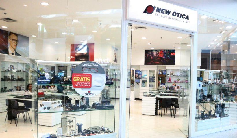 New Ótica oferece par de lentes em ação promocional