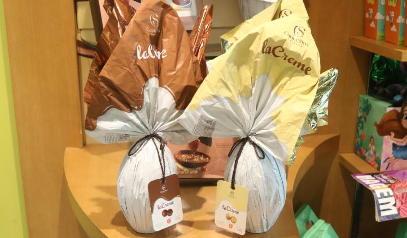 Cacau Show reúne diversidade de chocolates para a Páscoa