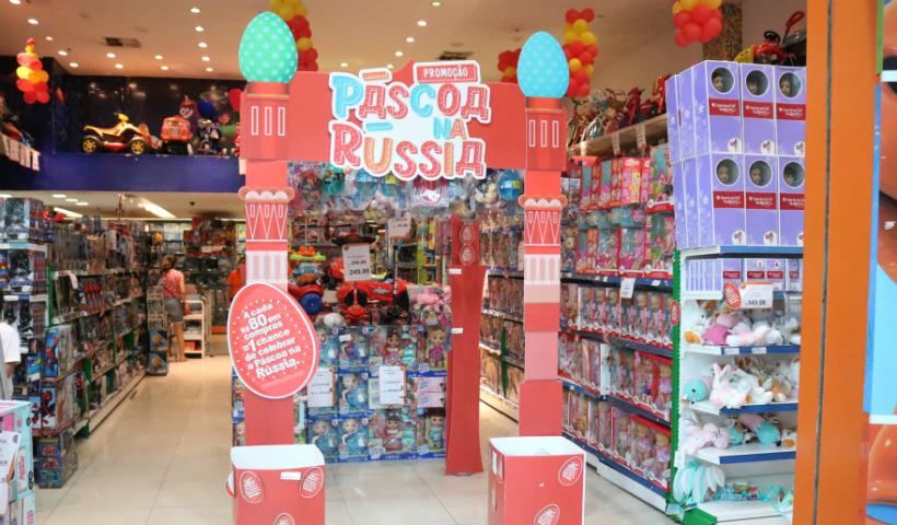 Ação da PB Kids sorteia viagem para a Rússia