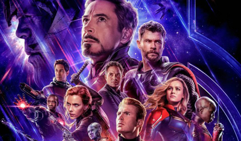 """Vingadores: Ultimato"" estreia no Cinemark"