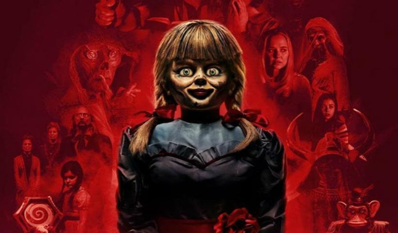 """""""Annabelle 3: De Volta Para Casa"""" ganha trailer assustador"""