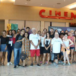Instituto JCPM promove cinema solidário para mães e filhos
