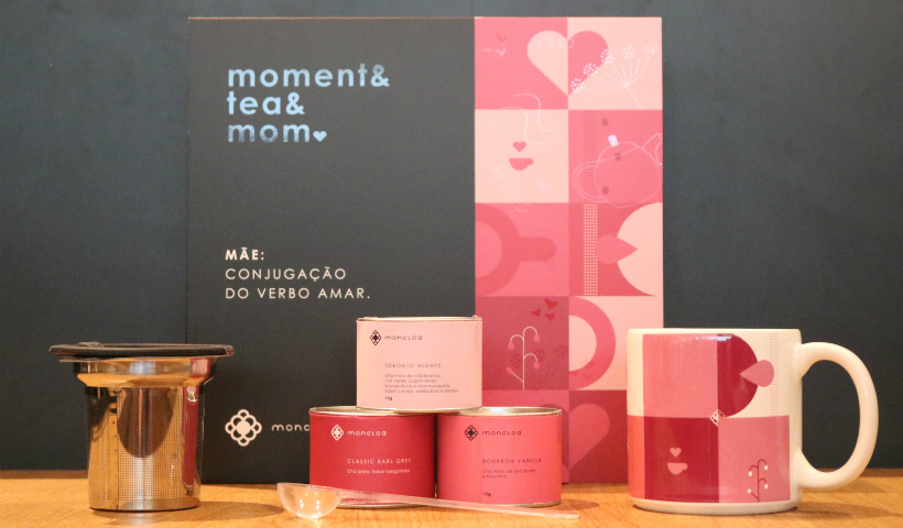 Moncloa conta com kit especial para as mamães
