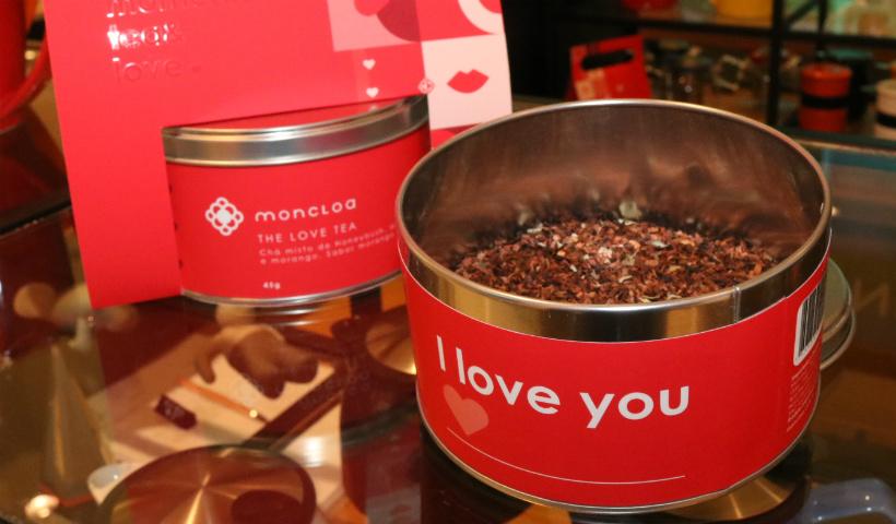 Chá afrodisíaco da Moncloa para o Dia dos Namorados